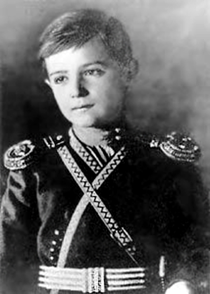 Странная судьба царевича Алексея